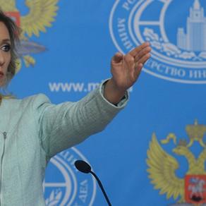 """Moscou: """"Um cenário de uso da força pelos EUA na Venezuela é uma realidade possível""""."""