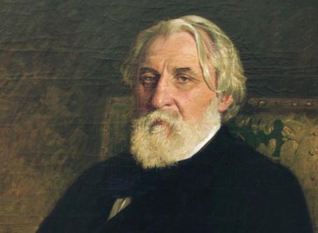 Ivan Turgueniev, o reinado que não finda.