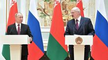 Tratado da União da Bielo-Rússia e da Rússia.