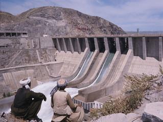 142 Principais construções da União Soviética no Afeganistão.