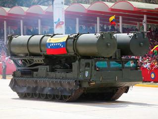 De que armas russas dispõe a Venezuela?