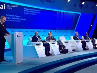 Infraestrutura, conectividade e estabilidade política na Eurásia