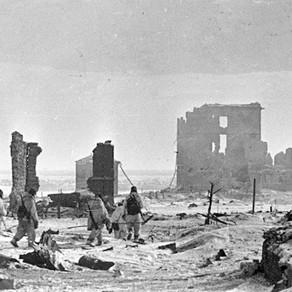 Stalingrado, A Cidade de Aço
