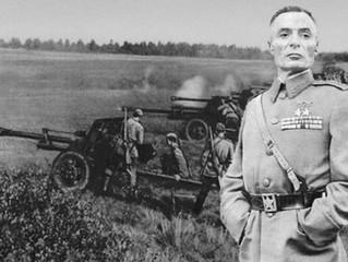 Herói soviético combateu sem os dois braços