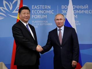 Eurásia Expandida toma forma no Extremo Oriente da Rússia, por Pepe Escobar