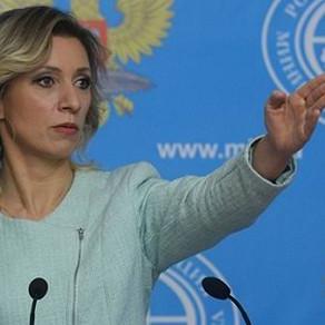 Resposta da Rússia à acusações nos EUA de que Moscou estaria envolvida nos protestos na A.L.