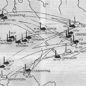 A EVACUAÇÃO SOVIÉTICA: UM CAPÍTULO POUCO CONHECIDO DA GRANDE GUERRA PATRIÓTICA