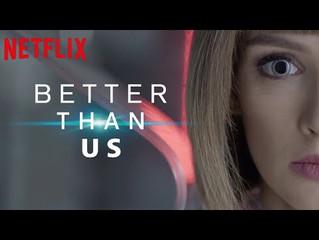 """""""Better Than Us"""", a nova série russa da Netflix sobre ciborgues"""