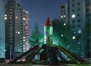 Sonhos espaciais soviéticos