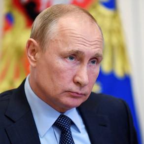 Vladimir Putin: As verdadeiras lições do 75º aniversário da Segunda Guerra Mundial