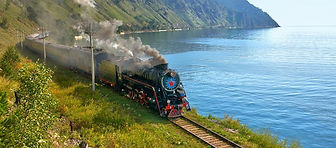 Guia turístico na Rússia e Ucrânia ferrovia Transiberiana Turismo na Russia e Ucrânia