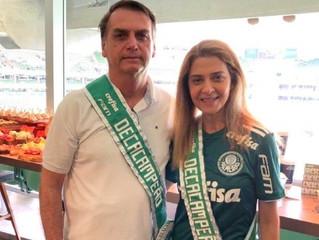 O Palmeiras é o símbolo do Brasil de 2018