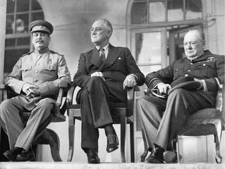 A atualidade histórica da Conferência de Teerã