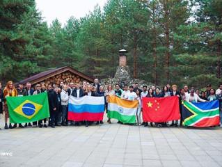 Cidade dos BRICS e o International BRICS Youth Camp