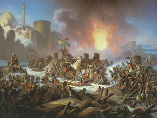 A formação dos países eslavos no contexto das Guerras Russo-Turcas