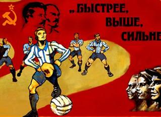 Rússia, futebol e revolução