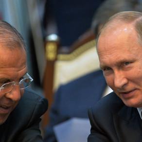 Principais resultados da política externa da Rússia em 2019