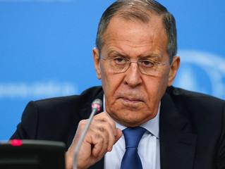"""""""Não temos ilusões."""" As principais teses de Lavrov na grande conferência de imprensa"""