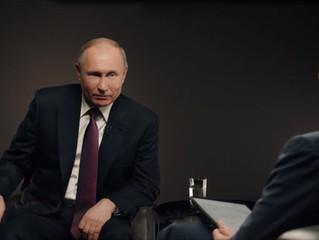 Sobre o exército e a corrida armamentista (entrevista de Putin à TASS)