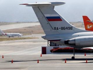 O objetivo da chegada dos militares russosà Venezuela
