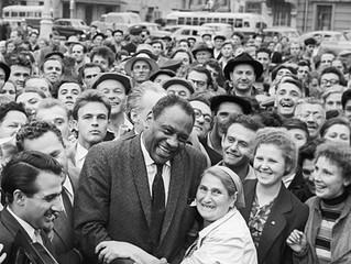 Amizade dos Povos: O que a URSS pode ensinar sobre o racismo aos EUA