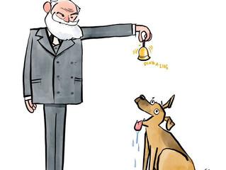 O que é o cão de Pavlov?