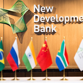O papel do Novo Banco de Desenvolvimento, o 'Banco dos Brics'
