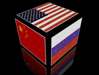 Como China e Rússia se unem contra a hegemonia dos EUA