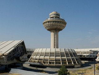 Dentro do revolucionário aeroporto soviético que agora enfrenta o risco de demolição na Armênia