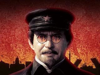 O seriado Trotsky.