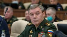 Chefe do exército, Gerasimov, falou sobre a doutrina nuclear de Moscou.