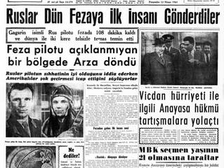 Yuri Gagarin, um embaixador do futuro