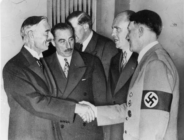 Pacto de Munique: a política da Europa que permitiu a expansão ...