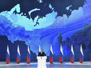 Putin alerta sobre ameaças militares dos EUA e anuncia benefícios sociais