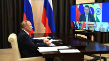 Discurso de Vladimir Putin na reunião de abertura dos chefes de Estado do BRICS