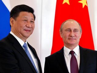 Na era pós-pandemia, a cooperação China-Rússia ajudará a quebrar o geodilema da Eurásia