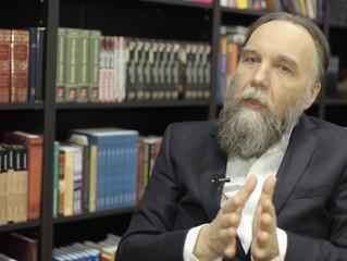 """Filósofo e teórico geopolítico russo A. Dugin: """"covid19 é o colapso da ordem mundial""""."""