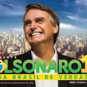 O lema da campanha do Sr. Presidente Bolsonaro foi estelionato eleitoral.