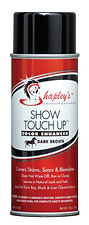 Shapleys Show Touch Up DARK BROWN 10oz.p