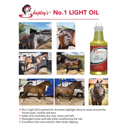 No. 1 Light Oil Poster AD