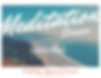 Postcard - Meditation Series - Original.