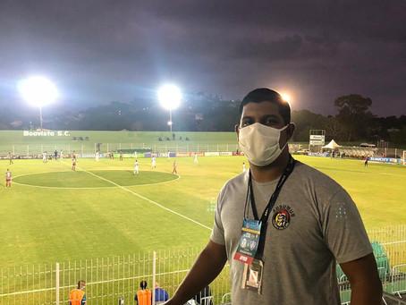 Em tempos de pandemia, como está sendo o monitoramento e o acesso nas partidas do Carioca?