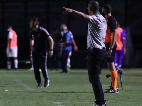 Com histórico positivo contra o Flamengo, técnico da Portuguesa almeja classificação antecipada