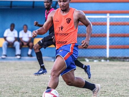 Atacante vice-campeão Baiano reforça o Duque de Caxias para a disputa da A2