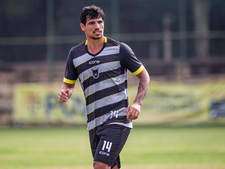 Após bom Carioca pelo Resende, Grasson chega com confiança ao Volta Redonda para estrear na Série C