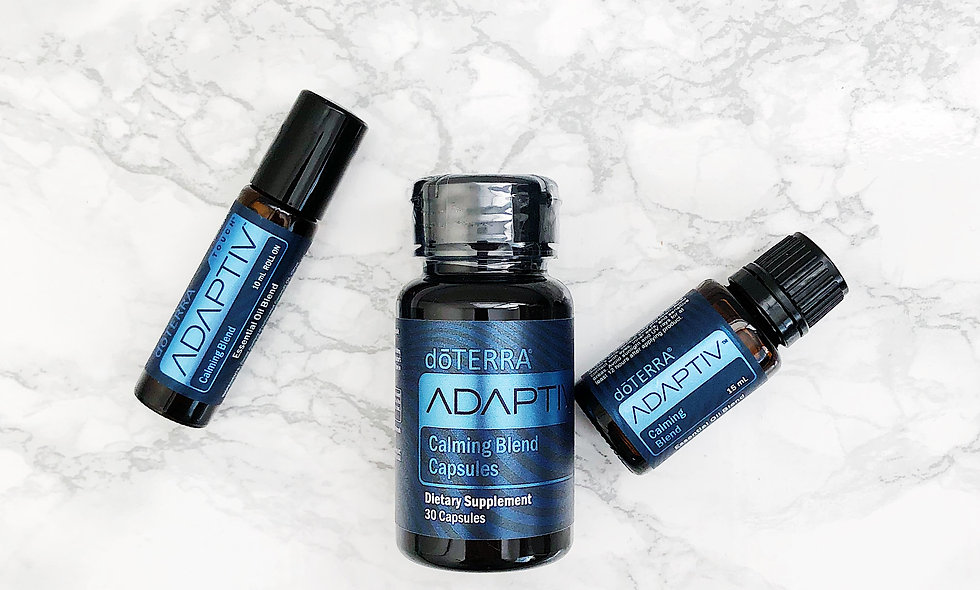 Receive all natural plant power to support your mental wellbeing