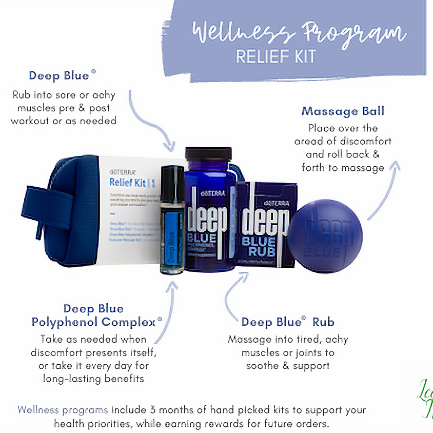 Essential Oils Made Easy ft. the New Relief Kit