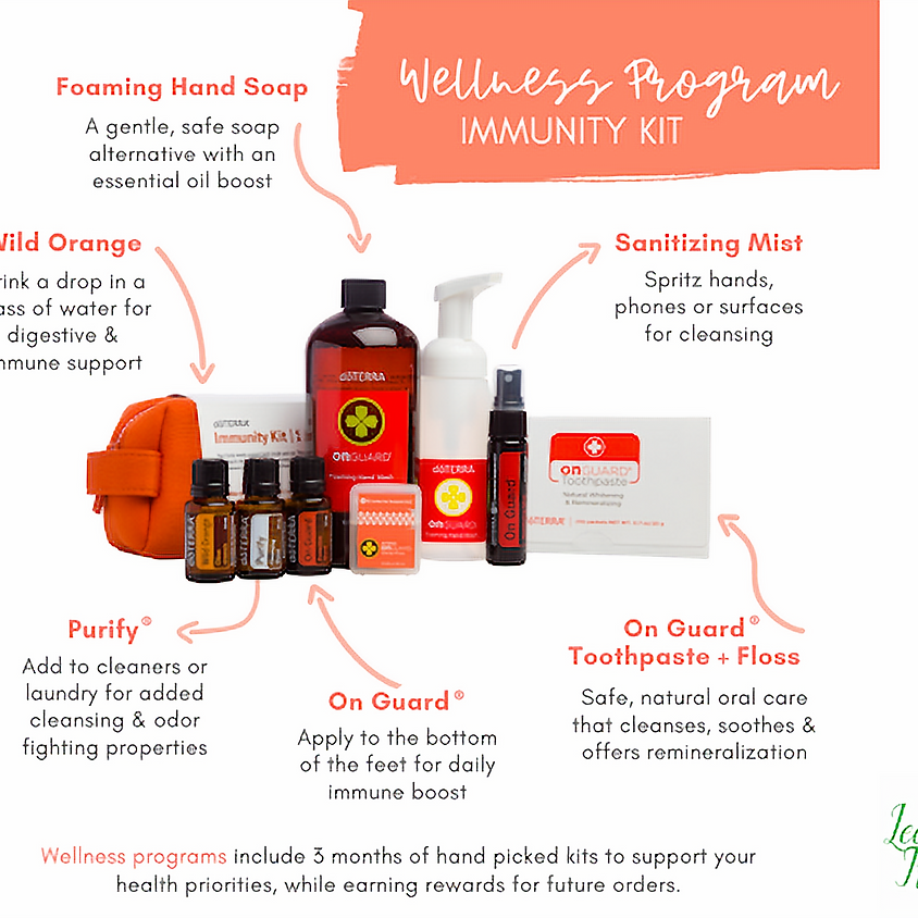 Essential Oils Made Easy ft. the New Immune Support Kit (1)