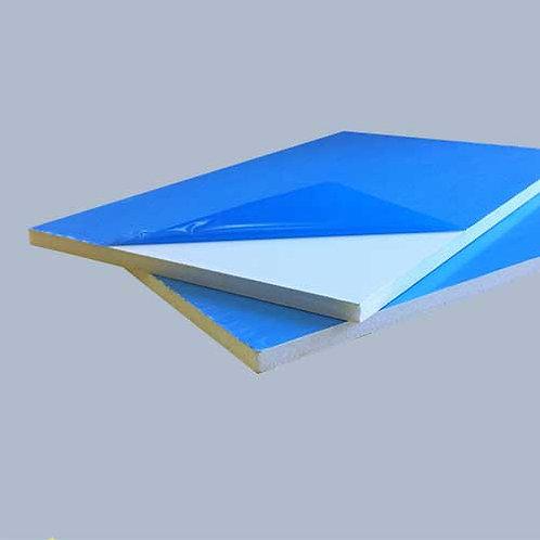 Сендвич панель белый 1500х3000х10 мм