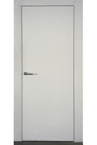 Двери под покраску INVISIBLE + Алюминиевый короб